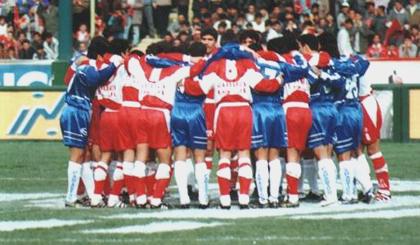 کاملترین تاریخچه بازی های استقلال،پرسپولیس