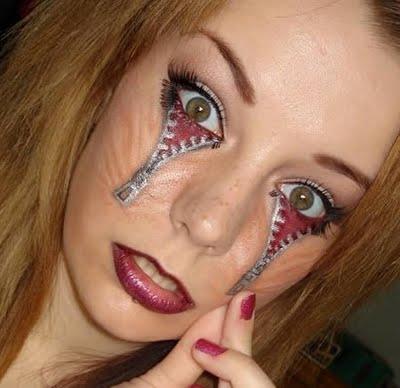 آرایش سایه چشم