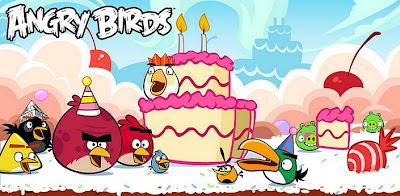 Angry Birds: Happy 2nd Birthday v2.0.2