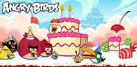 بازی زیبای Angry Birds: Happy 2nd Birthday v2.0.2 آندروید