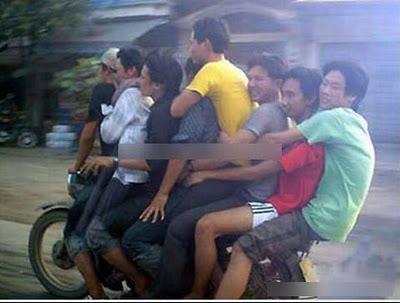 تصاویری خنده دار که فقط در چین دیده میشوند