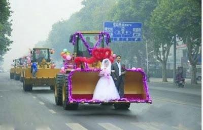 تصاویری خنده دار از کشور چین