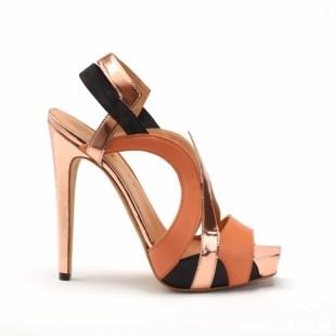 مدل های جدید کفش های زنانه مخصوص بهار ۱۳۹۱