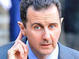 پسورد ايميل بشار اسد لو رفت: 12345