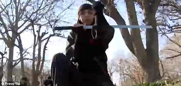 نینجاهای زن ایرانی