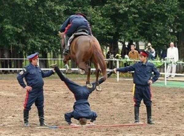 تصاویری جالب که فقط در روسیه می بینید !