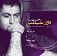 دانلود آهنگ کاری نمیکنی از سعید شهروز
