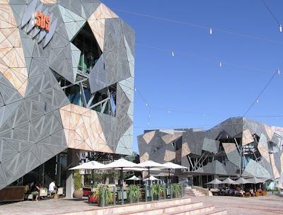 فدراسیون مربع (ملبورن، استرالیا)