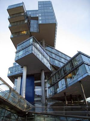 23.NORD LB ساختمان (هانوفر، آلمان)