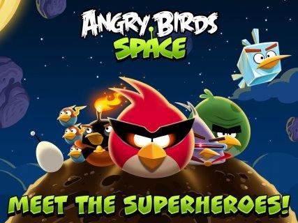 دانلود Angry Birds Space 1.0.0 – بازی پرندگان خشمگین در فضا