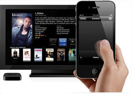 تلویزیون اپل در راه است