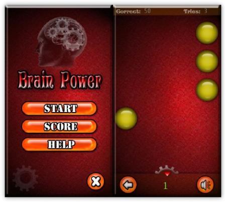 دانلود بازی هوش Brain Power برای سیمبیان...