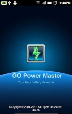 کاهش مصرف باتری با GO Power Master v1.32 build 9