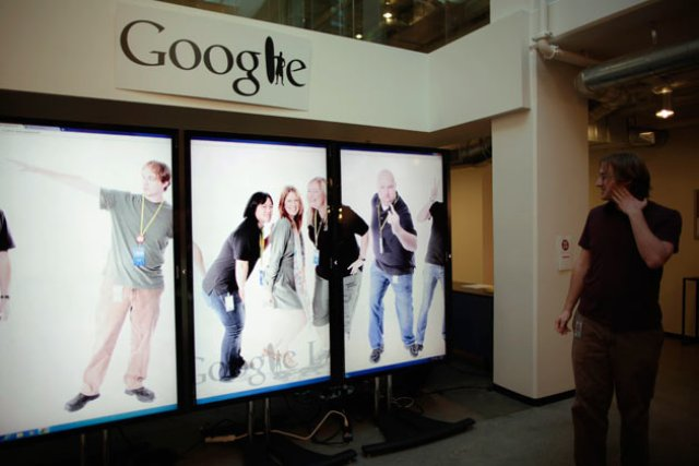 دفتر کار گوگل