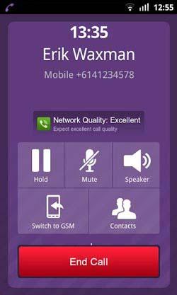 نرم افزار تماس و پیامک رایگان Viber Free Calls Messages v2.1.6.632