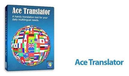 ace translator دانلود Ace Translator 9.4.2.0 – نرم افزار مترجم قدرتمند