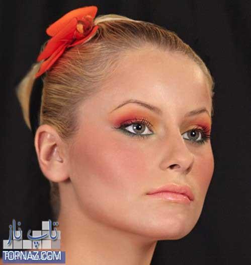 مدل آرایش اروپایی