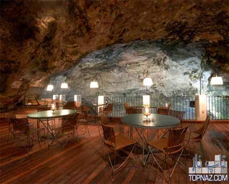 رستوران غاری
