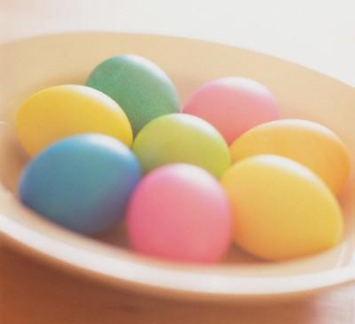 آموزش تزیین تخم مرغ مخصوص سفره هفت سین عید نوروز