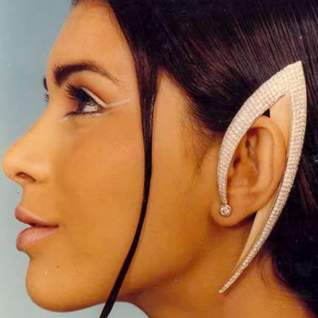 گوشواره های جالب، عجیب و غیر معمولی
