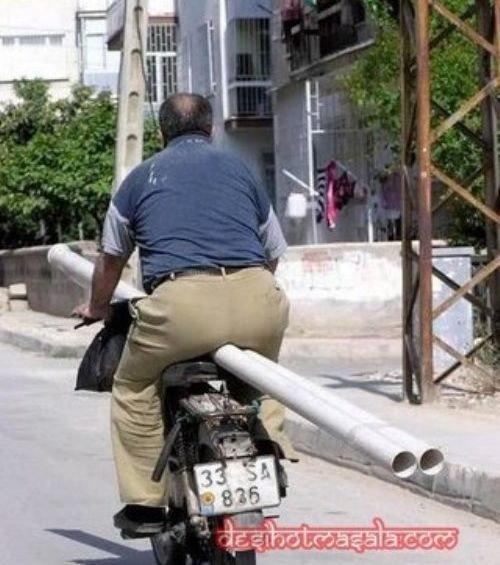 تصاویری جالب که فقط در هند میبینید