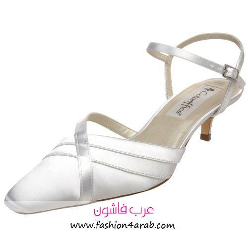 مدل کفش عروس 2012