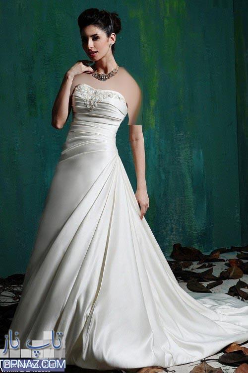 مدل لباس عروس فروردین سال 91