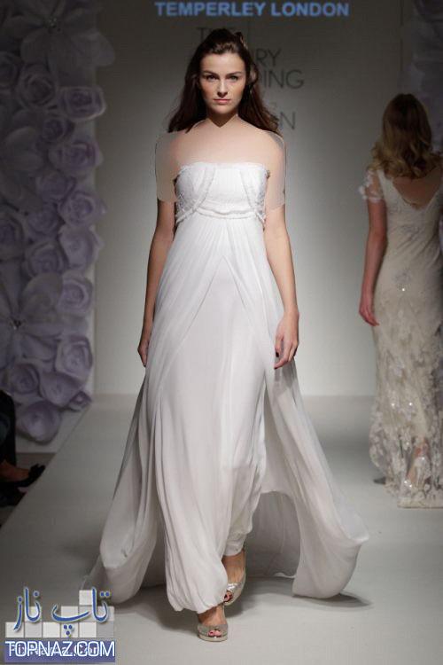 مدل لباس عروس فشن سال 2012