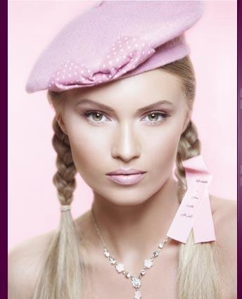 مدل آرایش چشم و صورت جدید ۲۰۱۲