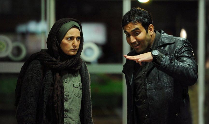 عکسهای سریال مسیر انحرافی با حضور پوریا پورسرخ و فرزاد حسنی