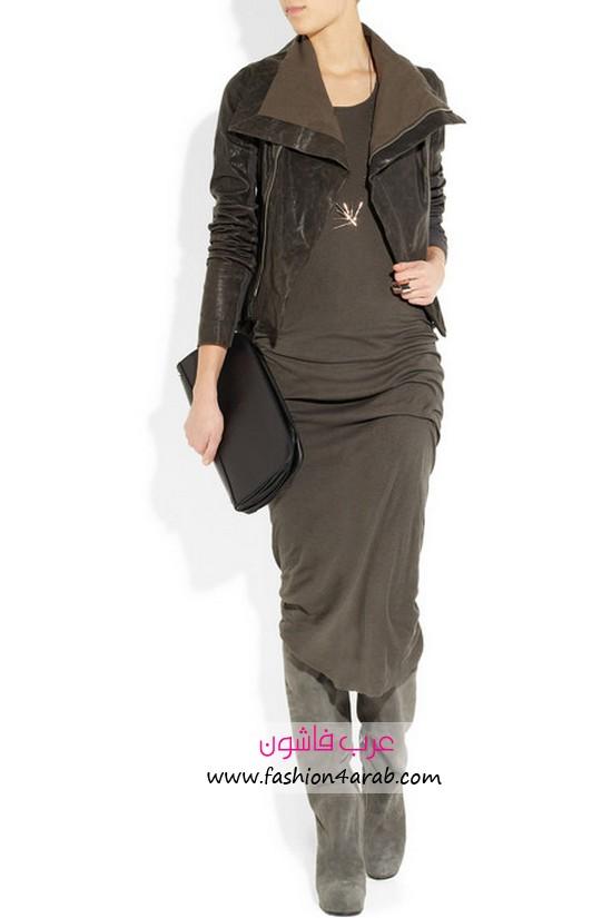 مدل لباسهای بلند زنانه سال 2012