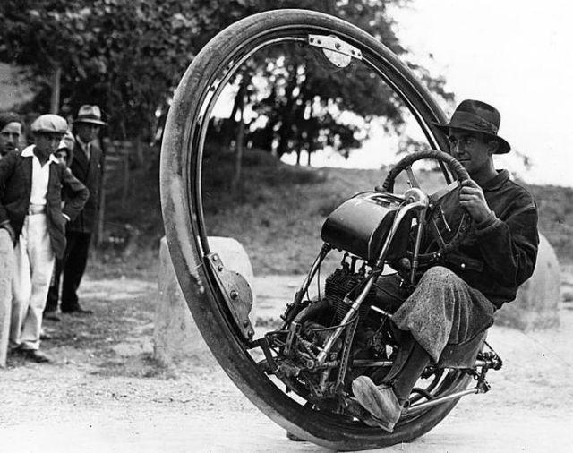 وسایل نقلیه عجیب و غیر معمولی