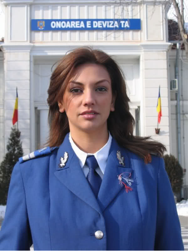 دختر رومانی