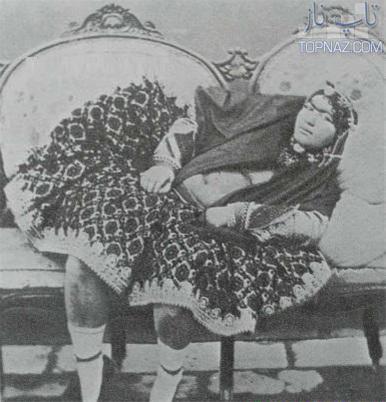 زن ناصرالدین شاه