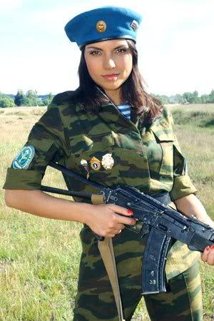 دختر روسی