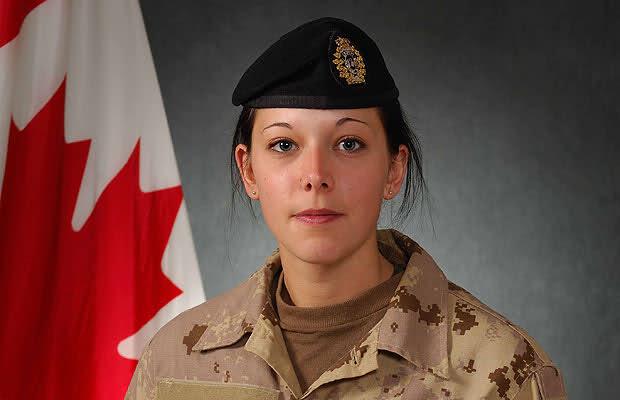 دختر کانادایی
