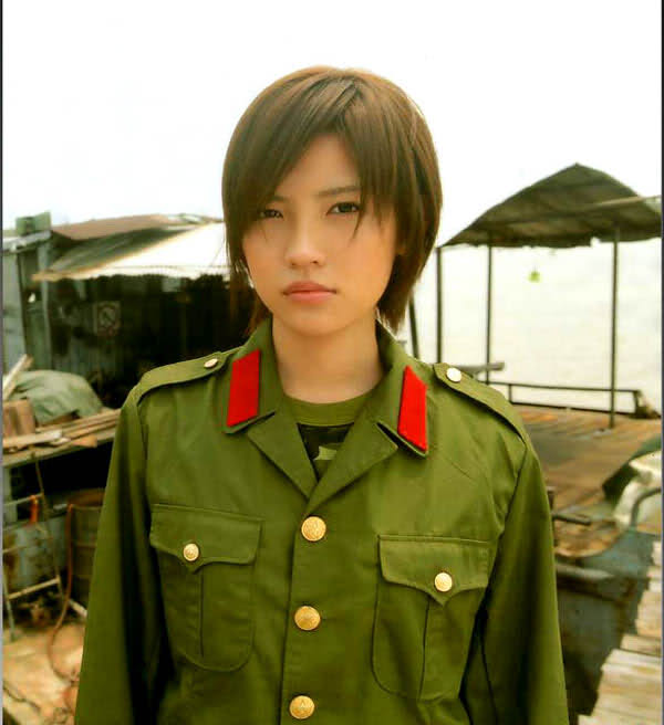 دختر تایلند