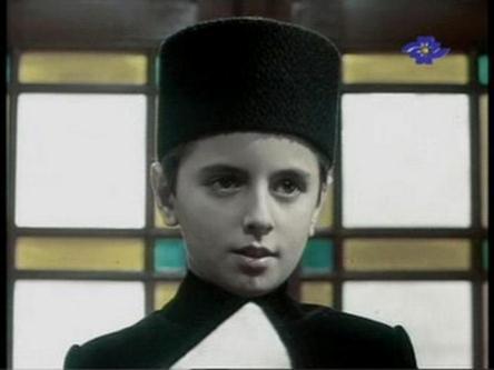 """تصاویری از """"لیلا حاتمی"""" در نقش پسر"""