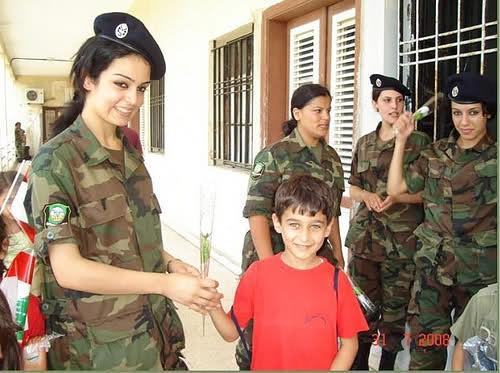دختر لبنان