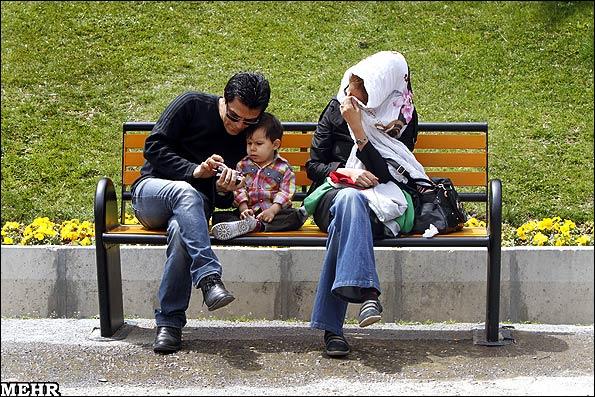 سیزده به در تهران