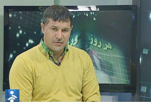 چهره متفاوت علی دایی در شبکه خبر