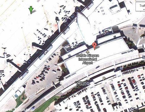 فرودگاه بین المللی بوفالو نیاگارا در نیویورک