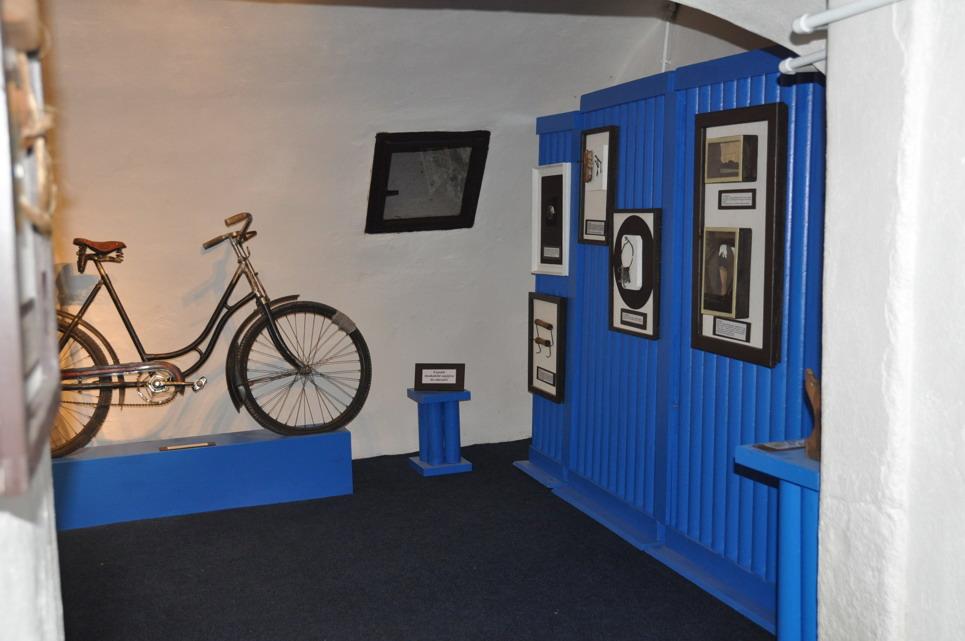 موزه «مجسمههای مومیایی» در فلوریدا