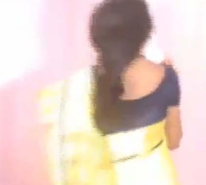 دختر هندی با رکورد موهای بلند+کلیپ