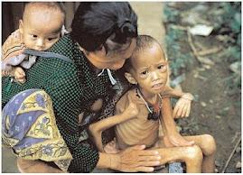 گرسنگان آفریقا