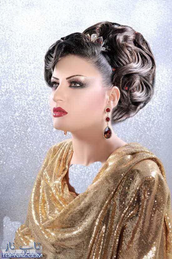مدلا شنیون اروپایی 2012