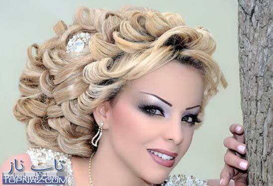 مدل آرایش تند 2012