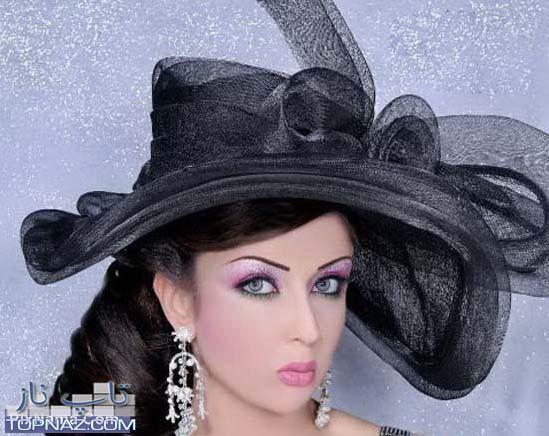 مدلهای آرایشی جدید سال 2012