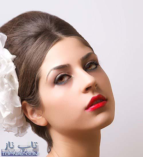 مدل تزئین موی اروپایی