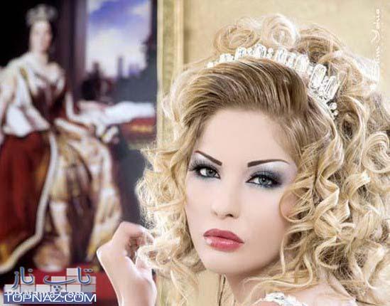 مدل آرایش موی زنانه 2012